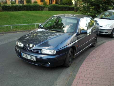 Alfa Romeo 146 1.6 T. Spark. Photos And Comments. Www