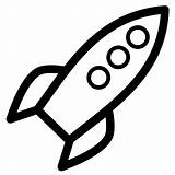 Rocket Colouring Coloring Ship Clipart Cliparts Space Clip Spaceship sketch template