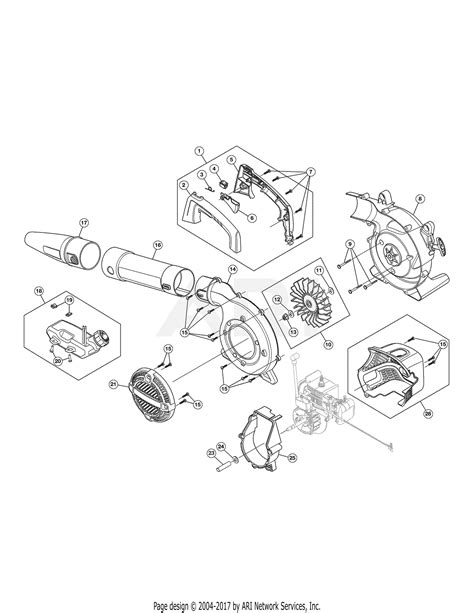 Mtd Asmy Parts Diagram For