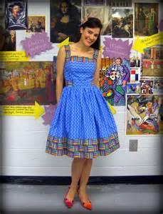 Elementary School Teacher Dress