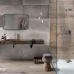 Salle De Bain Contemporaine : une salle de bain contemporaine ~ Dailycaller-alerts.com Idées de Décoration