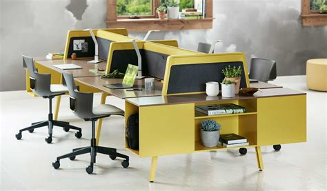 Office Desk Systems by Bivi Modular Office Furniture Desk Systems Turnstone