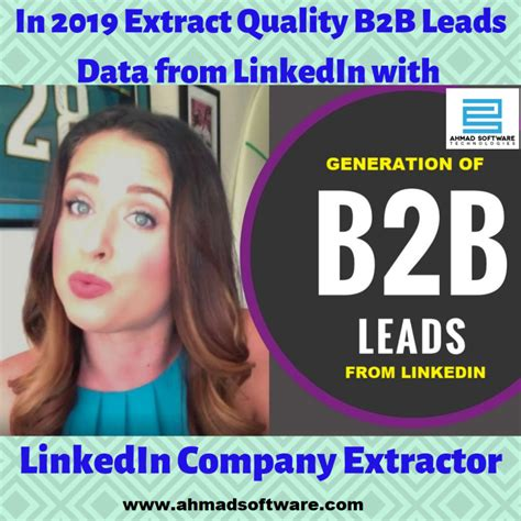 675 million+ members | manage your professional identity. How can LinkedIn be optimized for B2B lead generation ...