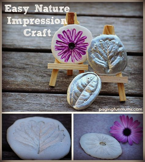 Nature Impression Craft