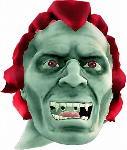 Mask Zombie Funny Dead Rising Face Fandom