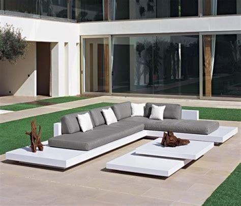 canape designer le meuble extérieur qui sublimera votre jardin est là mon