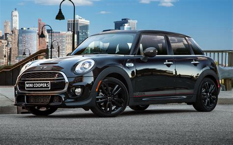 Mini Cooper 5 Door Backgrounds by Mini Cooper S Carbon Edition 5 Door 2016 Us Wallpapers