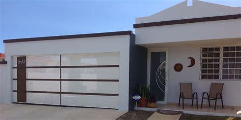 Puerta De Garaje Perforada Diseñada Al Gusto Del Cliente