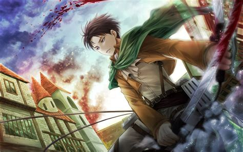 captain levi wallpapers  wallpapersafari