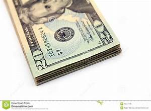 Dollar Bill That Can Be Modified Clipart