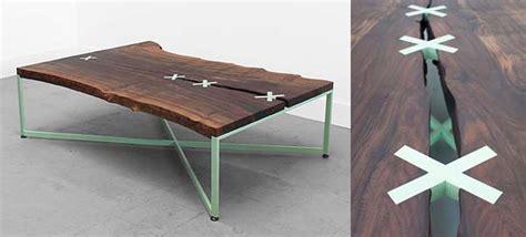 Table Bois Massif Design Table Basse Design En Bois Massif Uhuru