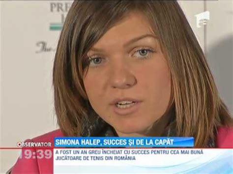 Simona Halep Bio, Net Worth, Height, Weight, Boyfriend, Dating, Affair, Married, Ethnicity & Nationality