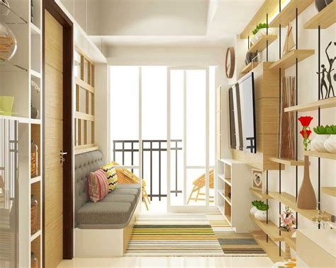desain interior rumah minimalis  tampilan rumah