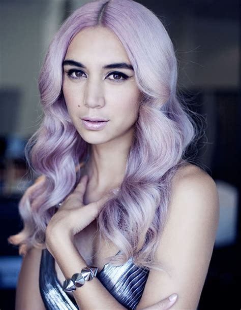 3 Bright Hair Colour Styles To Try Out In 2014 Rainbow
