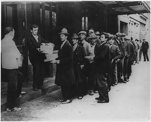 Great Depression: American Social Policy - Social Welfare ...