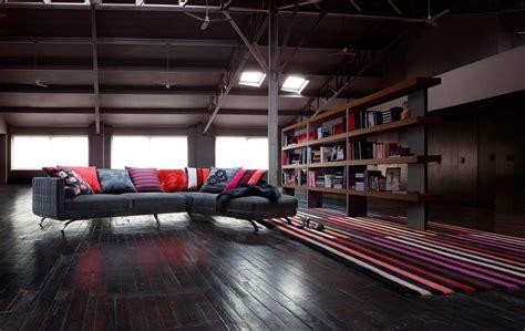 canapé loft but 50 idées déco de canapé
