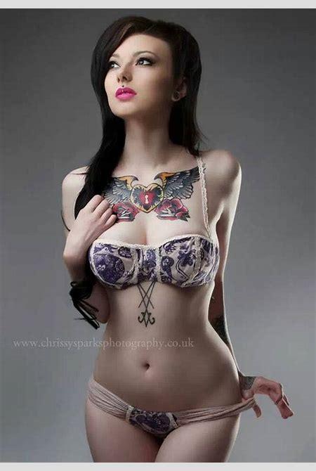 Kayleigh Peach (2) by sexytattooart on DeviantArt