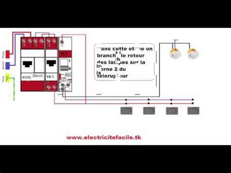 Schema Cablage Telerupteur R9pcl116