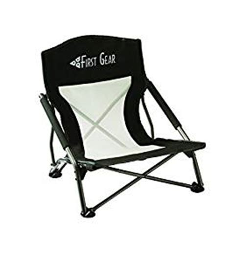 low profile folding cing chair texsport gear low profile fold up