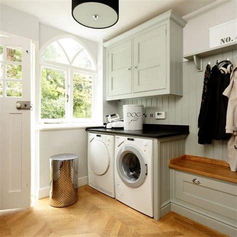 Excellent Laundry Room Decor Uk Photos  Simple Design