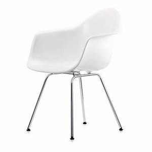Eames Chair Weiß : eames plastic armchair dax by vitra ~ Markanthonyermac.com Haus und Dekorationen