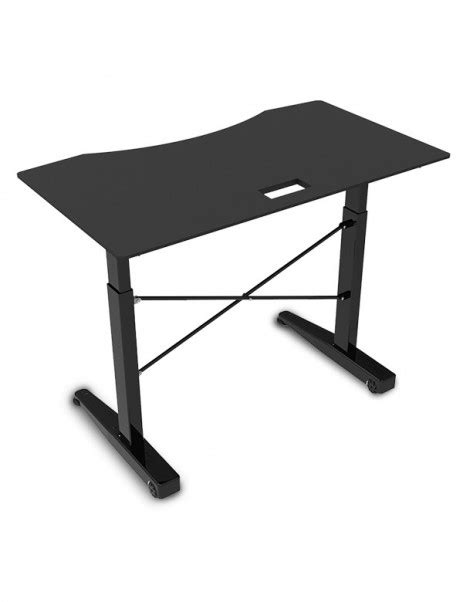 E-WIN Pneumatic Height Adjustable Standing Gaming Desk