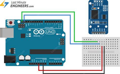 depth interface ds precision rtc module  arduino