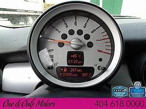 2007 Mini Cooper Hardtop 2 Door Coupe For Sale Atlanta  Ga