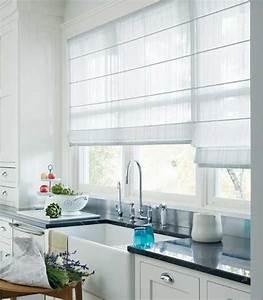 Gardine Für Dachfenster : moderne gardinen f r die k che haus pinterest gardinen k che k chenfenster gardinen und ~ Watch28wear.com Haus und Dekorationen