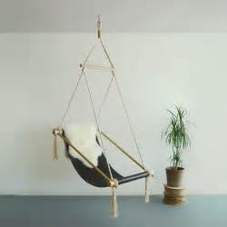 ovis hanging chair seating the future perfect
