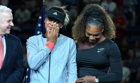 naomi osaka revealed  serena williams told
