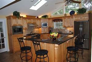 guides to apply l shaped kitchen island for all size With professional tips for selecting a kitchen island bar