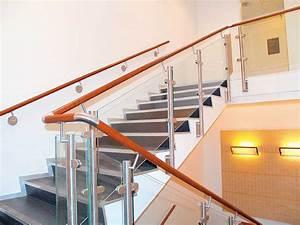 Treppengeländer Mit Glas : edelstahlgel nder baus tze f r balkongel nder treppengel nder br stungsgel nder ~ Markanthonyermac.com Haus und Dekorationen