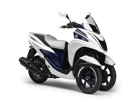 Yamaha Tricity Three-wheeled Scooter To ...