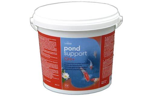 PondSupport GH+ 2,5L Gesamthärte anheben Teich Welt