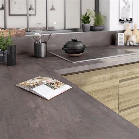plan de travail cuisine 120 cm revetement plan de travail cuisine ciment cuisine crdence