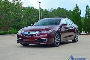 2016 Acura Tlx V6 Sh
