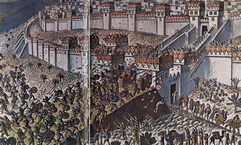 siege emperor lachish
