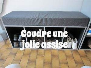 Coussin D Assise Pour Banc : couture faire une assise de banc ou de meuble avec de la mousse tr s confortable ~ Melissatoandfro.com Idées de Décoration