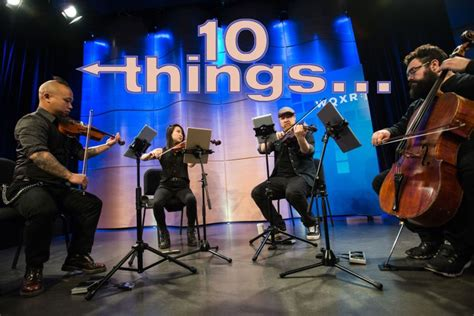 "Vitamin String Quartet Cover Flaming Lips' ""do You Realize"