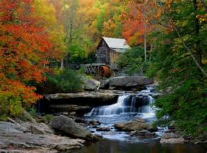 Beautiful West Virginia Fall Screensavers