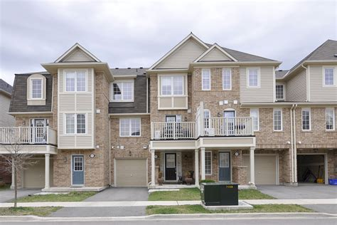 Town House : Starter Homes In Southern Ontario-ratehub.ca Blog