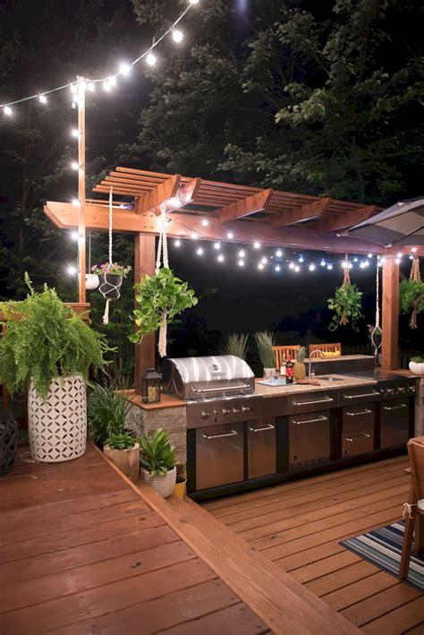 outdoor kitchen design ideas