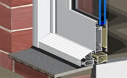 Door Threshold Series Screening Jamb Thermalheart Integrated