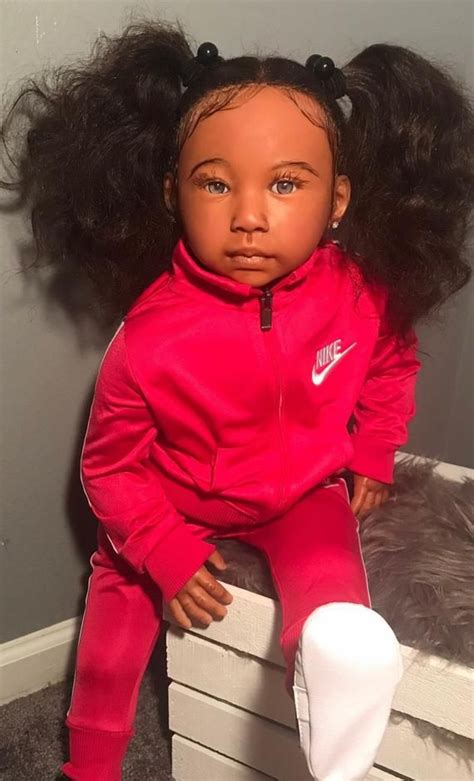 reborn chenoa doll baby boy hairstyles cute kids fashion black baby boys