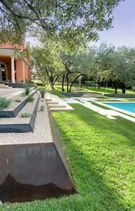 Gartengestaltung Pool Beispiele : 1001 beispiele f r moderne gartengestaltung ~ Articles-book.com Haus und Dekorationen