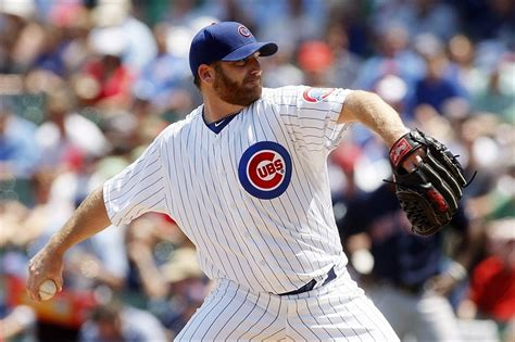Chicago Cubs Former Pitchers