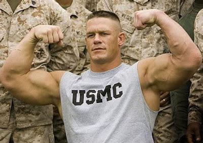 Wrestler's Way: FAQ: Was John Cena Really a Marine or