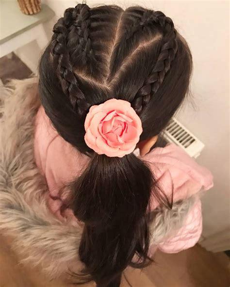 cute valentines day hair style ideas  kids blurmark