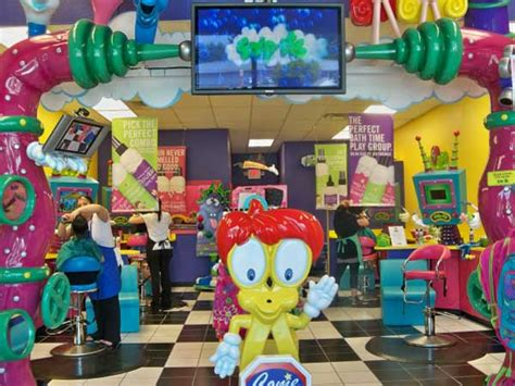 Snip-its Kids Salon Offers Haircuts, Parties And Fun As